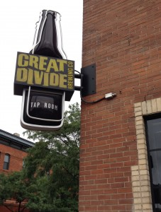 Great Divide Taproom Denver
