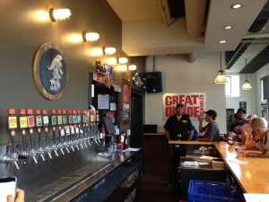 Great Divide Tasting Room